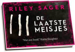Riley Sager - De laatste meisjes (dwarsligger)
