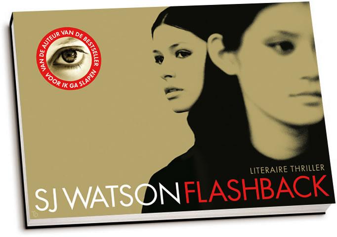 S.J. Watson - Flashback (dwarsligger)