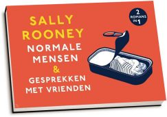 Sally Rooney - Normale mensen & Gesprekken met vrienden (dwarsligger)