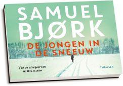 Samuel Bjørk - De jongen in de sneeuw (dwarsligger)