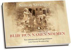 Simon Stranger - Blijf hun namen noemen (dwarsligger)