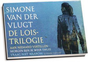 Simone van der Vlugt - De Lois-trilogie (dwarsligger)