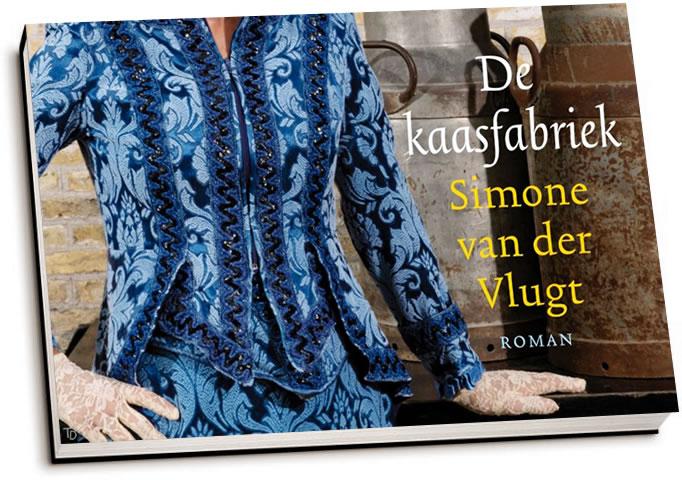 Simone van der Vlugt - De kaasfabriek (dwarsligger)