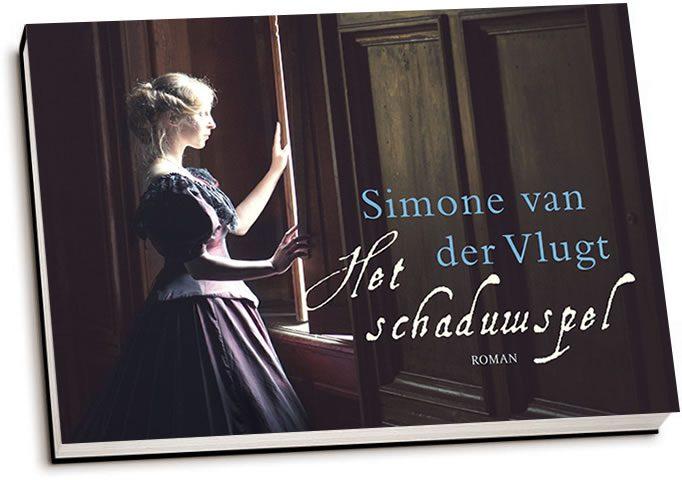 Simone van der Vlugt - Het schaduwspel (dwarsligger)