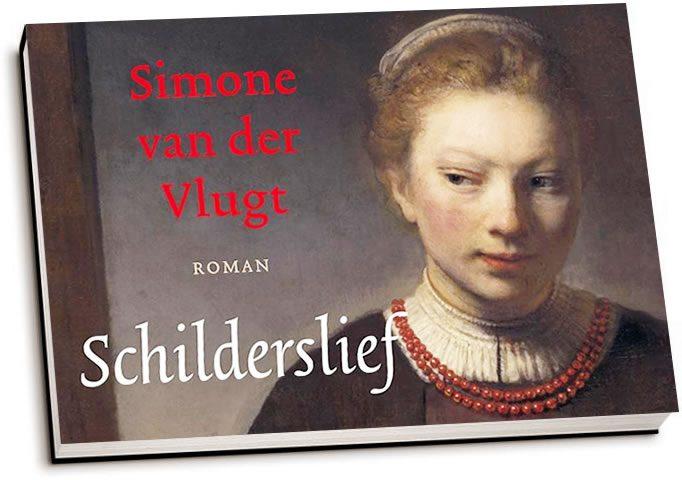 Simone van der Vlugt - Schilderslief (dwarsligger)