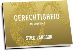 Stieg Larsson - Gerechtigheid (dwarsligger)