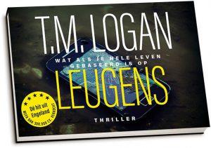 T.M. Logan - Leugens (dwarsligger)
