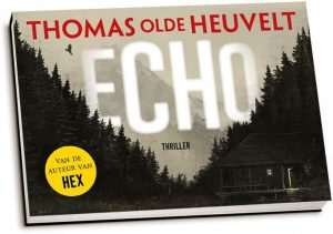 Thomas Olde Heuvelt - Echo (dwarsligger)
