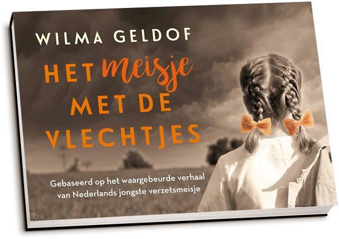 Wilma Geldof - Het meisje met de vlechtjes (dwarsligger)