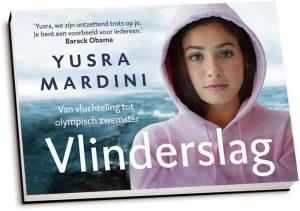 Yusra Mardini - Vlinderslag (dwarsligger)